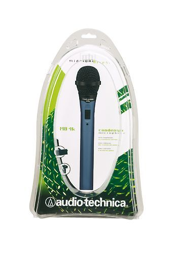 AUDIO-TECHNICA / MB4K/Микрофон конденсаторный
